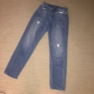 BDG (urban outfitters brand) mom high rise jeans